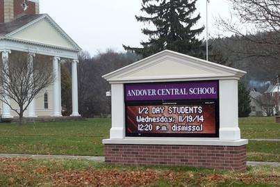 Andover Message Center