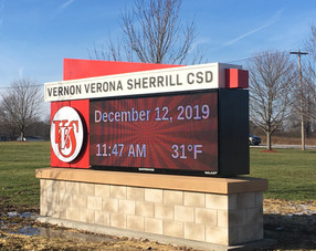 Vernon-Verona-Sherrill Message Center