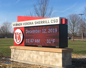 Vernon-Verona-Sherrill Message Center