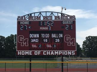 Scoreboard Mode