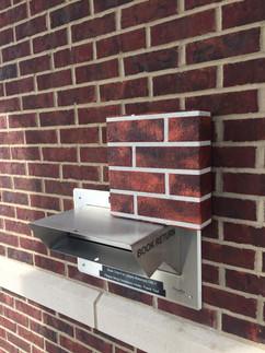 Compiste Brick-Like Sample
