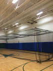 Cicero-North Syracuse Batting Cage - Down Position