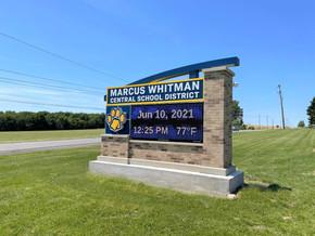 Marcus Whitman Message Center