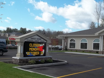 Sweet Home Federal Credit Union Message Center