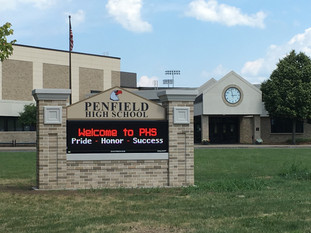 Penfield Message Center