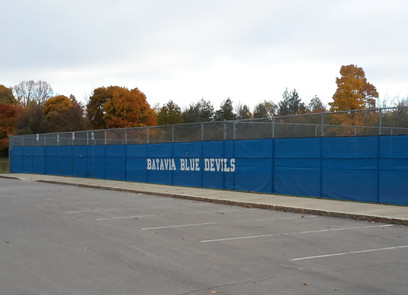 Batavia Tennis Windscreens