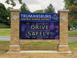 Trumansburg Message Center