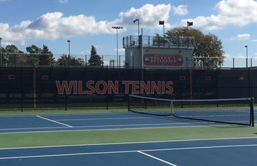 Wilson Tennis Windscreens