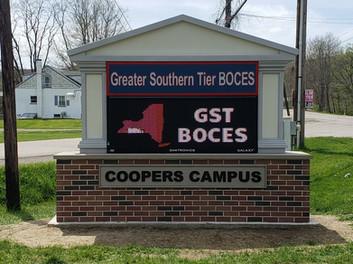 GST Boces Message Center