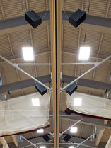 Wayland Cohocton Field House Sound System