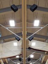 Wayland Cohocton Field House Sound System