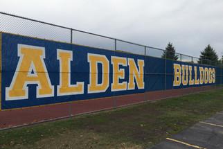 Alden Windscreen