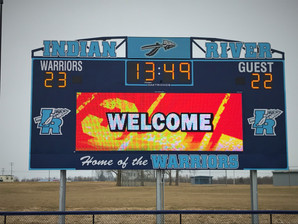 Indian River Stadium Scoreboard