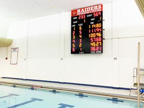 Utica Pool Scoreboard