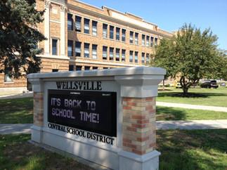 Wellsville Message Center