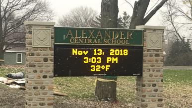 Alexander Message Center