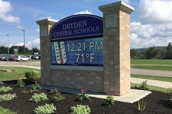 Dryden Message Center