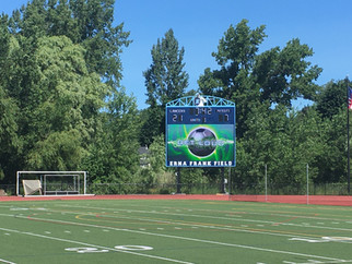 Eastridge Stadium Scoreboard
