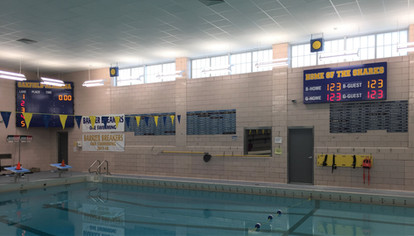 Oakfield Alabama Pool Scoreboard