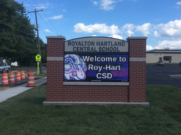 Royalton Hartland Message Center