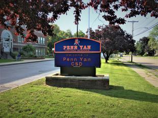 Penn Yan Message Center