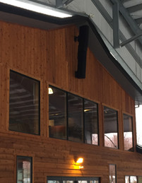 East Aurora Ice Rink Sound System