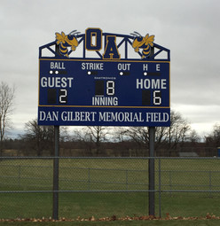 Oakfield Alabama Baseball Scoreboard
