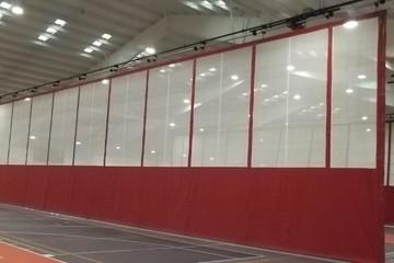 Lancaster Gymnasium Divider Curtain