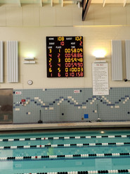 Freddie Thomas Pool Scoreboard
