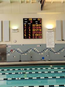 Freddie Thomas Pool Scoreboard