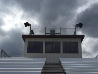 Lewiston Porter Stadium Sound System