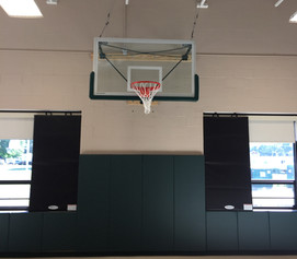 Mt. Morris Wallpads and Basketball Goals