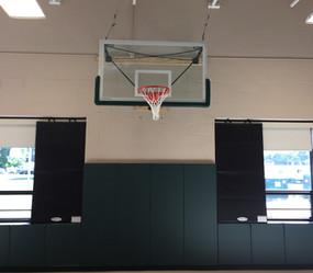 Mt. Morris Wallpads and Basketball Goals