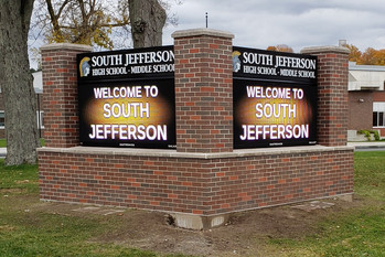 South Jefferson Message Center