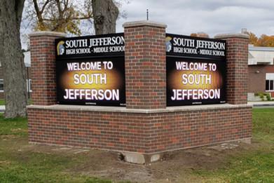 South Jefferson Message Center