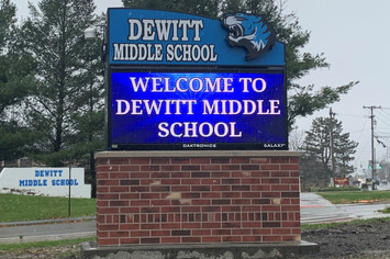 Ithaca Dewitt Message Center