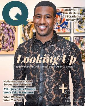 Q Magazine Cover August 2019