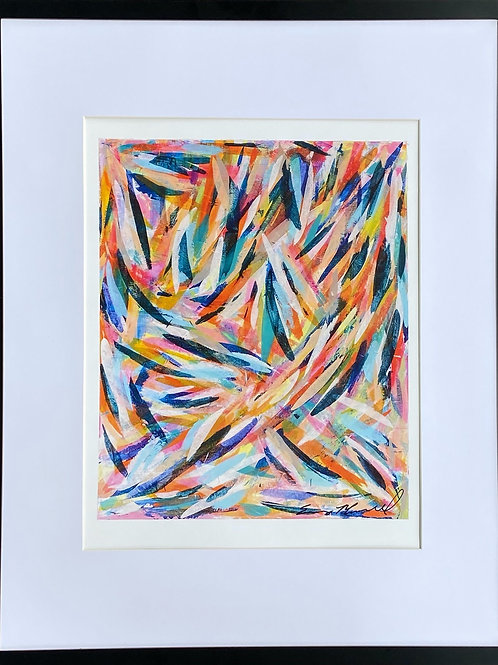 So Ambitious - Framed Print