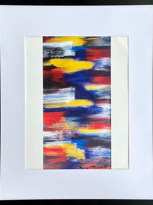 Placid - Framed Print