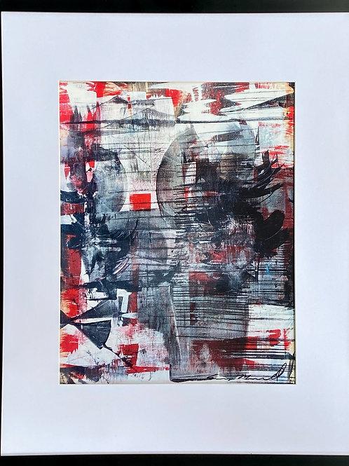 Change - Framed Print