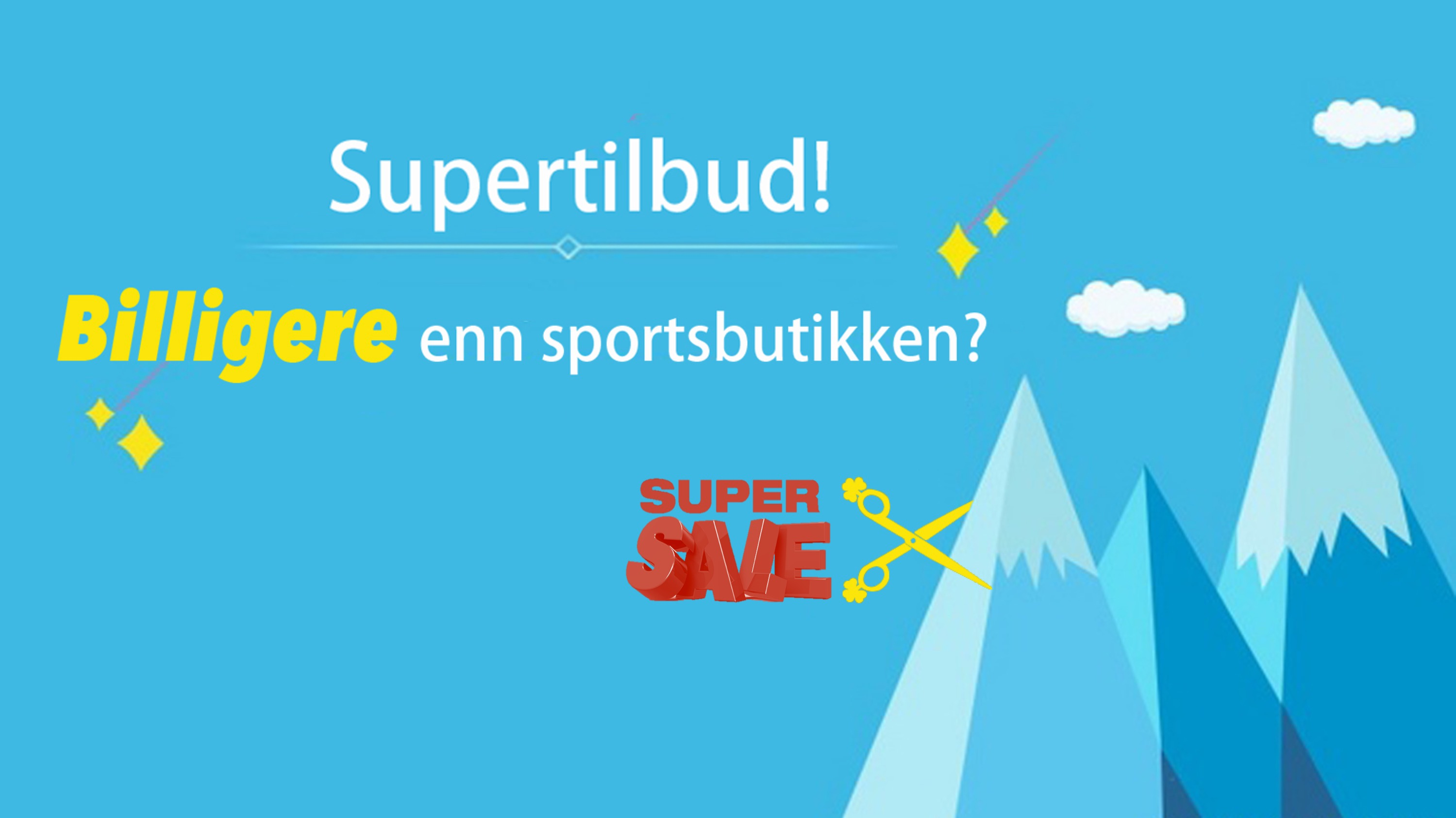 Supertilbud!