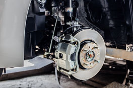 brakes and shock absorbers