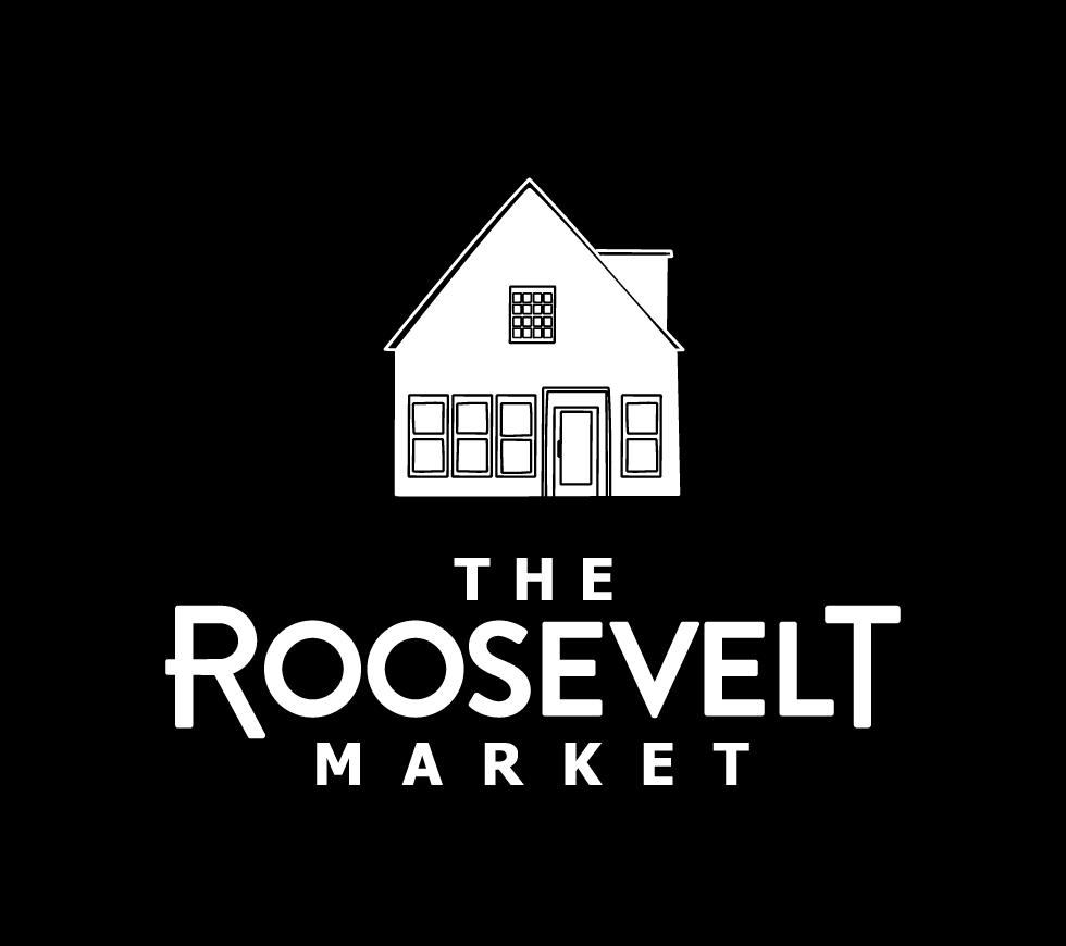 Roosevelt Market Logo Lockup