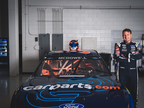 CarParts.com Back with McDowell at Indy Road Course