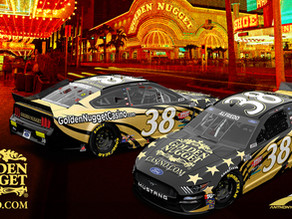 Golden Nugget Online Gaming Paves New Partnership with Front Row Motorsports