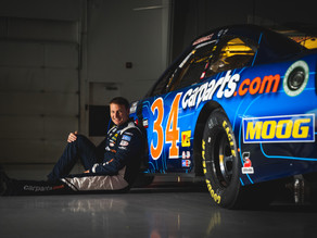 Michael McDowell Has a Lot to Race For Heading into Las Vegas