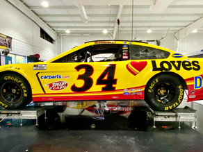 McDowell, Love's Travel Stops and Delo Ready to Break Through at Talladega Superspeedway