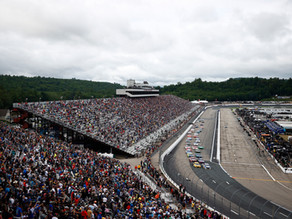 FRM NHMS Recap: McDowell Stays Ranked 12th in Playoff Standings and Alfredo Gets Spun Early in Race