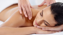 Aromatic Back Massage with Organic Absolute Cocoa Bean  Oil Complementary Offer