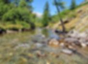 pêche à la mouche vallée de la clarée
